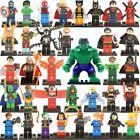 Super Heroes MARVEL Minifigures Avengers Mini Figures Venom Hulk Iron Man Lego