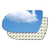 Left Wide Angle Mirror Glass Toyota Regius HiAce 1997-2004 #650LAS