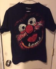 "Disney Muppets ""Animal"" Men's T-Shirt Size Small -Free Shipping"