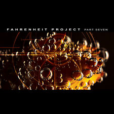 Fahrenheit Project Part Seven (7) CD Ultimae Electronica Ambient New Sealed