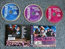 TWISTED SISTER - Metal meltdown - CD / DVD / BLURAY