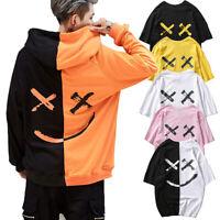 S-2XL Women and men Unisex Couple Hip hop Casual T-shirt Short sleeve Tee Top