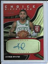 2017/18 Panini Totally Certified Kyrie Irving Auto /35