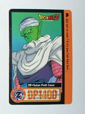 CARTE CARD CARDDASS  DRAGON BALL Z  BANDAI 1995 MADE IN ESPAGNE N° 29