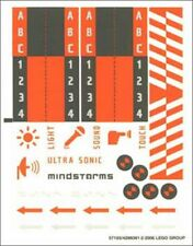 LEGO 8527 - Mindstorms NXT - STICKER SHEET