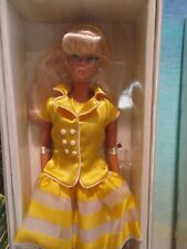 "PALM BEACH ""HONEY"" Silkstone Barbie BFC GOLD LABEL w/ shipper."