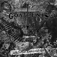 Goatpenis - Depleted Ammunition (Bra), CD
