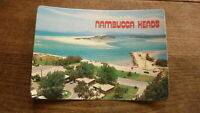 OLD AUSTRALIAN POSTCARD, VIEW OF NAMBUCCA HEADS NSW