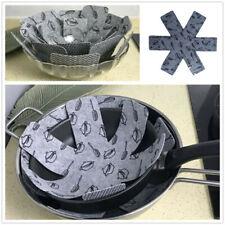 3pcs Pot and Pan Protectors Anti-scratch Pads Dividers Separators for Cookware