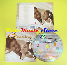 CD BURNING LOVE 3 compilation 93 STARDUST ULLMAN KORGIS CHIFFONS(C2) no lp mc