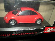 1:43 Schuco VW New Beetle rot/red OVP