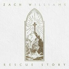 Zach Williams - Rescue Story [New CD]