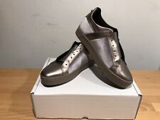 APEPAZZA Gold/Lavender Platform Shoes Sneakers! SizeUK6! New! Only £59.90!