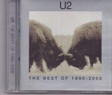 U2-The Best Of 1990 -2000  cd album