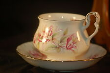 Royal Albert Sonnet Series Chaucer Cup and Saucer