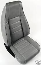 JEEP 1991-1996 YJ WRANGLER RECLINING BUCKET SEATS UPH KIT-  NEW