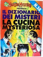 allegato a SPECIALE MARTIN MYSTÈRE Il dizionario dei misteri n° 14 ottimo