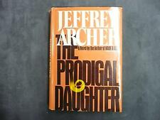 Jeffrey Archer The Prodigal Daughter book novel reading home library collection