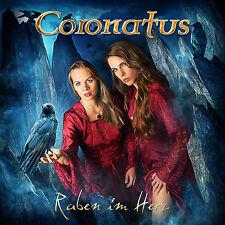 CORONATUS - Raben Im Herz - Digipak-2CD - 205926