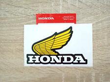1x Aufkleber Emblem A links Label Emblem A left side Tank Honda CT 125 - NEU