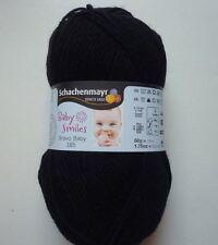 Schachenmayr Bravo Baby 185 m/50 g schwarz Fb.1099   kg /39,00€