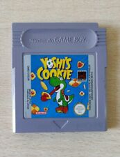 YOSHI'S COOKIE NINTENDO GAMEBOY E GAMEBOY COLOR PAL  SOLO CARTUCCIA