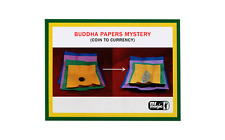 BUDDHA PAPERS MYSTERY BY MR MAGIC TRICKS ILLUSION CLOSE UP GIMMICK
