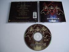 OUTRAGE Life Until Deaf CD 1995 RARE OOP THRASH JAPAN ORIGINAL 1st PRESSING!!!