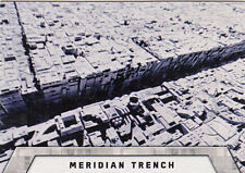 STAR WARS ROGUE ONE MISSION BRIEFING DEATH STAR CARD #8 MERIDIAN TRENCH