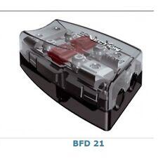 Connection Audison BFD 21 Mini-ANL-Sicherungsverteiler FUSE DISTRIBUTION TWO WAY