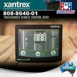 Xantrex 808-8040-01 TRUEcharge2 Remote Control GEN3