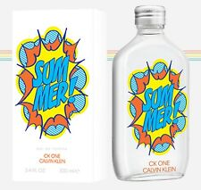 Calvin Klein - CK One Summer 2019 Eau de Toilette 100ml Spray - New Launch