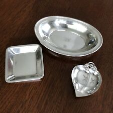Tiffany & Co. Sterling Silver Jewelry Tray Collection (Set Of 3)
