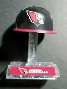 Collectible NFL MADLIDS Mini Caps Arizona CARDINALS Series 2