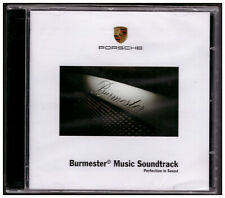 Audiophile Porsche CD Burmester Music Soundtrack: Perfection In Sound SEALED
