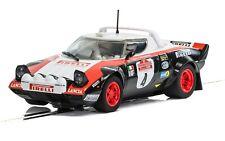 Lancia Stratos - 1978 San Remo Rally - Markku Alen Slot Car Model SCALEXTRIC