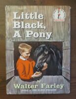 Little Black, a Pony Vintage HB/DJ Early Printing Walter Farley