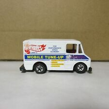 OLD DIECAST HOT WHEELS BLACKWALL MOBILE TUNE-UP DELIVERLY TRUCK MALAYSIA