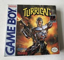 Turrican Nintendo Gameboy Complete PAL Rare Accolade