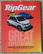 Top Gear Magazine October 2014 issue 261 Subscribers edition great expectations