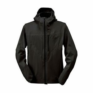 Daiwa Rain Max Pocketable Rain Jacket DR-32009J Size L Black