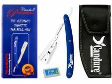 Barbers Shaver Cut Throat Straight Wet Shaving Razor Rasoir + Free Blades