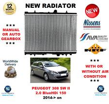 für Peugeot 308 SW II 2.0 BlueHDi 150 2014> NEU Kühler OE-Qualität