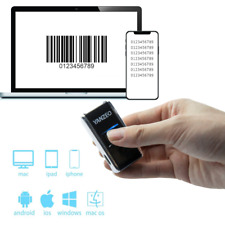 2002N Mini Portable Bluetooth Wireless 1D Larser Barcode Scanner Barcode Reader