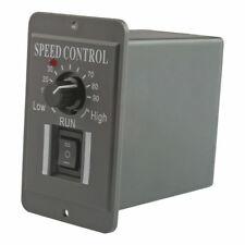 DC 12V 24V 36V 48V PWM Motor Speed Controller Reversible Switch 6A Regulator S20