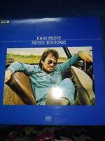 John Prine – Sweet Revenge     Atlantic – SD 7274