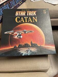 Star Trek Catan Game Mayfair 2012 Klaus Teuber