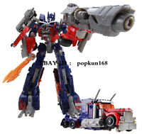 """New In Stock HZX Optimus Prime 7"""" Autobots Action Figure Voyager Class Robot Toy"""