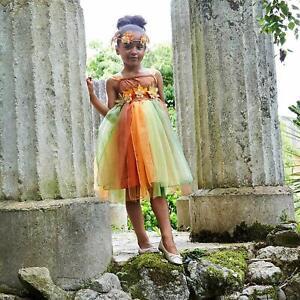 AMSCAN WOODLAND FAIRY WITH HEADBAND FANCY DRESS COSTUME WORLD BOOK DAY 3 - 5