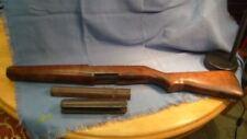 Vintage M1 GARAND Rifle Wood Stock Handguards Circle P mark parts